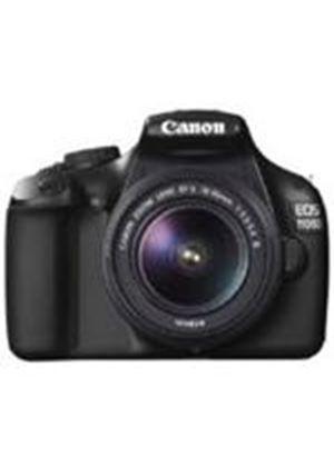 Canon EOS 1100D Digital Camera 12MP with 2.7 inch LCD Monitor (Black) with 18-55mm (Is) Lens