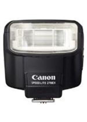 Canon Speedlite 270EX Camera Flash Unit for All EOS Cameras