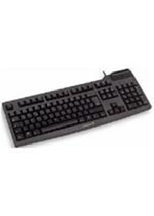 Cherry G83-6644 SmartBoard USB Keyboard with Smart Card Reader (Black) - English (UK)