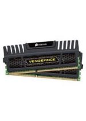 Corsair Vengeance 8GB Memory Kit (2x4GB) PC3-15000 1866MHz DDR3 DIMM (Red)