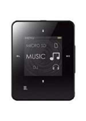 Creative Zen Style M100 8GB Touch MP3 Player (Black)