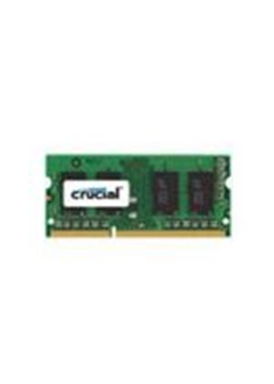 Crucial 1GB Memory Module PC3-10600 1333MHz DDR3 Unbuffered Non-ECC CL9 204-pin SO-DIMM
