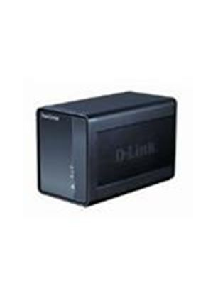 D-Link ShareCenter Shadow 2-bay Network Storage Enclosure SATA