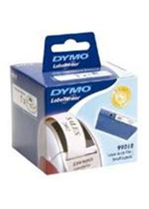 Dymo 1 x 110 Label/Roll 109mm x 38mm Small Lever Arch Labels  for LabelWriter Series
