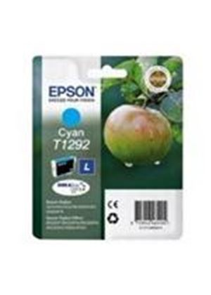 Epson T1292 Cyan Ink Cartridge (Retail Packed, Untagged) for BX305F/BX320FW/BX525WD/BX625FWD/SX420W