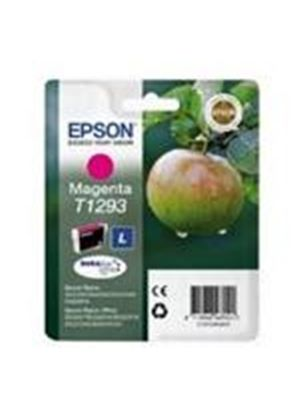 Epson T1293 Magenta Ink Cartridge (Retail Packed, Untagged) for BX305F/BX320FW/BX525WD/BX625FWD/SX420W