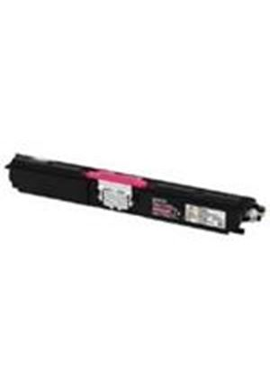 Epson Magenta High Capacity Toner Cartridge (Yield 2700 Pages) for AcuLaser C1600/CX16 Laser Printers