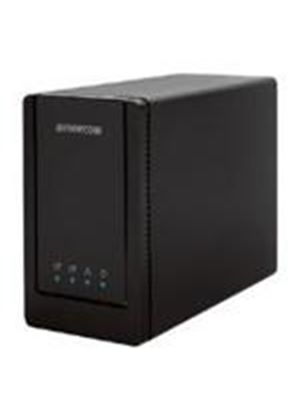 Freecom Dual Drive Network Centre (no drives included) Drive-In Kit (Black)