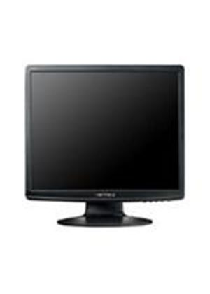 HannsG HA191DPB 19 inch SXGA TFT LCD Monitor 1000:1 300cd/m2 1280 x 1024 5ms DVI (Matt Black)