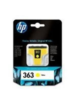 HP No.363 Yellow Ink Cartridge (6ml)