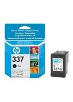 HP No.337 (Yield 400 Pages) Black Ink Cartridge (11ml)