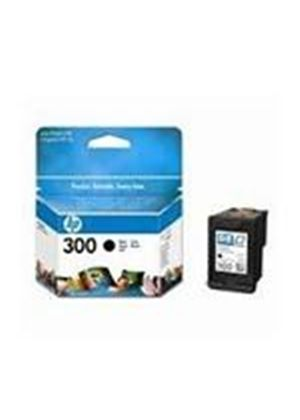 HP No.300 Black (Yield 200 pages) Ink Cartridge with Vivera Ink