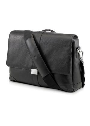 HP Elite Leather Messenger Case
