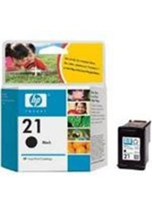 HP No.21 Black Inkjet Print Cartridge