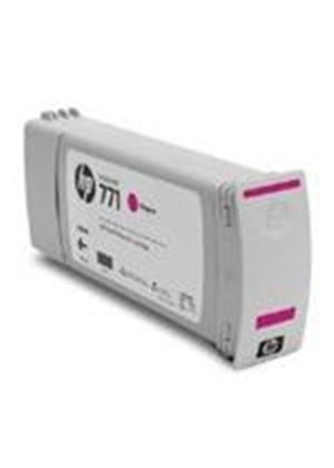 HP No. 771 Magenta Ink Cartridge (775ml) for DesignJet Printers