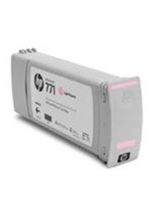 HP No. 771 Light Magenta Ink Cartridge (775ml) for DesignJet Printers