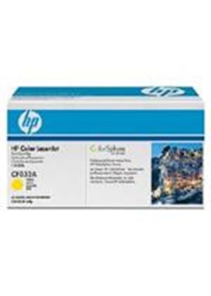 HP Yellow Print Cartridge (Yield 12,500 Pages) for Colour LaserJet Printers