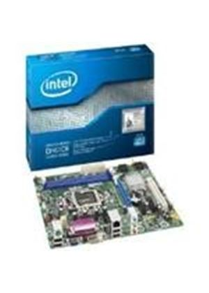 Intel Classic Series DH61CR Desktop Motherboard Intel 2nd Generation Core i7/i5/i3 Socket LGA1155 Intel H61 Express MicroATX Gigabit LAN with B3 Revision (Boxed)