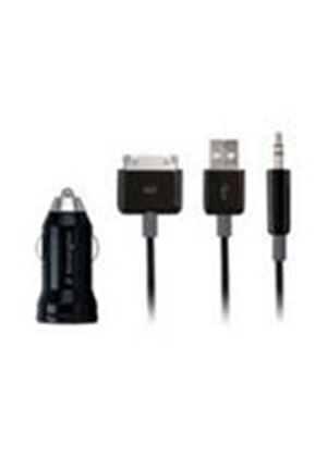 Kensington 2-in-1 Car Charger and AUX Audio Cable