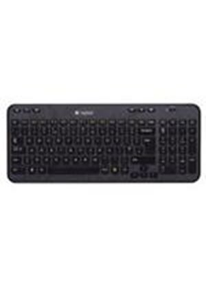 Logitech K360 Wireless Keyboard - English