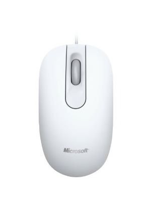 Microsoft Optical Mouse 200 USB for Business (White)