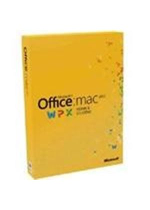 Microsoft Office Mac Home and Student 2011 English DVD