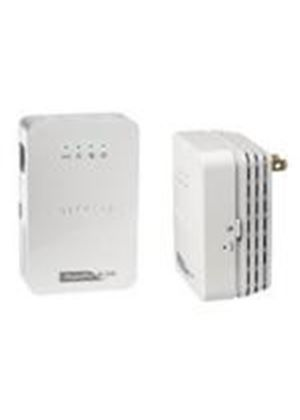 Netgear Wall Plugged Wireless-N Powerline AV 200 Extender Kit