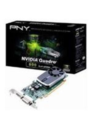 PNY NVIDIA Quadro 600 Graphics Card 1GB DDR3 PCI-Express 2.0 x16 (Retail)