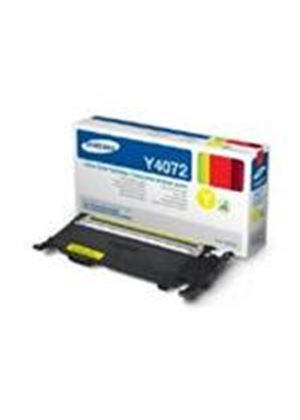 Samsung Y4072S Yellow Toner Cartridge (Yield 1000 Pages) for CLP-320/CLP-325/CLX-3185 Series Printers