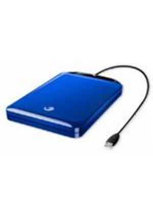 Seagate FreeAgent GoFlex 2.5-inch 500GB USB 3.0 Ultra Portable Hard Drive Kit (Blue)