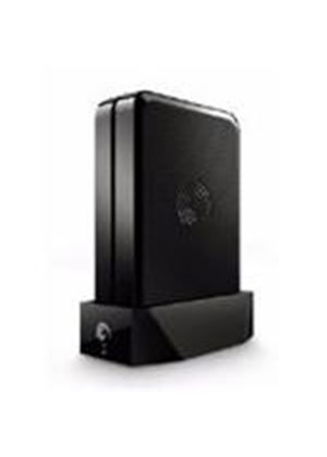 Seagate FreeAgent GoFlex Home 3.5-inch 1TB Network Storage System with Base (Black)