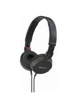 Sony MDR-ZX100 Outdoor Headband Headphones (Black)