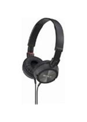 Sony MDR-ZX300 Outdoor Headband Headphones (Black)