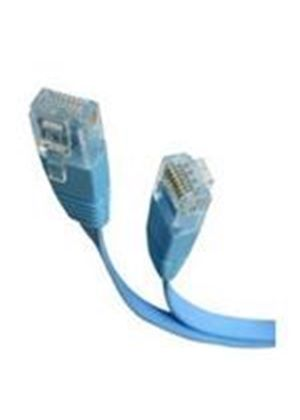 StarTech Category 5e 350MHz Flat UTP Blue Patch Cable (1.8m)