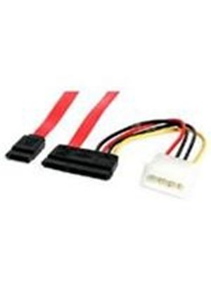 StarTech (60cm) SATA Serial ATA Data and Power Combo Cable