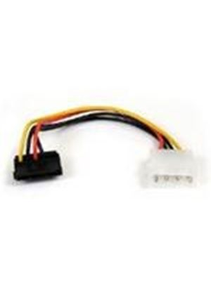 StarTech 4 Pin Molex to Right Angle SATA Power Cable Adaptor (0.15m)