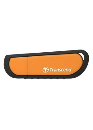 Transcend JetFlash V70 8GB Rugged USB Flash Drive (Orange)
