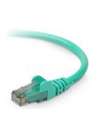 V7 CAT6E Patch Cable STP (Shielded) - 0.5m (Green)