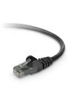 V7 CAT6E Patch Cable STP (Shielded) - 1m (Black)