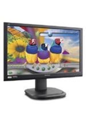 ViewSonic VG2436WM 24 inch Display 1000:1 300cdm/2 1920 x 1080 5ms (Black)