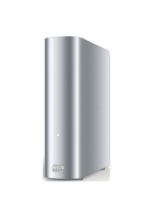 Western Digital My Book Studio 2TB External Hard Drive USB 2.0 & FireWire 400/800 - Formatted for Mac