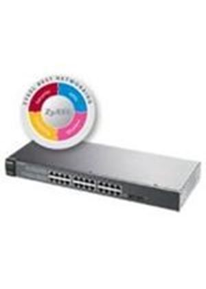 ZyXEL GS1510-24 24 port Gigabit Web Managed Switch