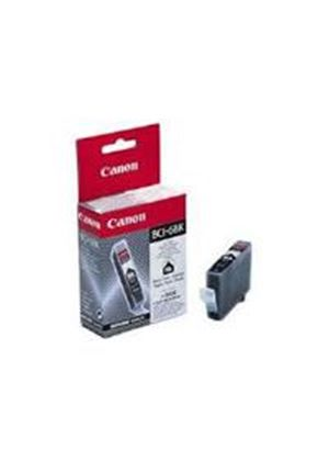Canon BCI-6BK (Yield 270 Pages) Black Ink Cartridge (Twin Pack)