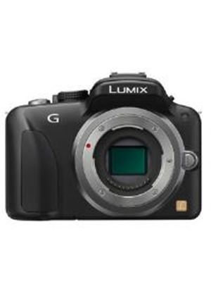 Panasonic Lumix DMC-G3 (16MP) Digital Camera Body Only (Black)