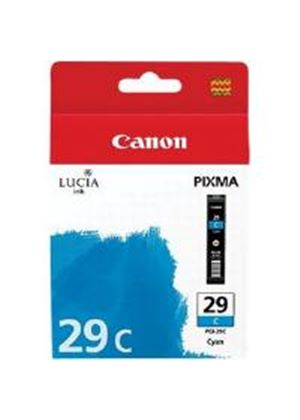 Canon PGI-29C Ink Cartiridge (Cyan)