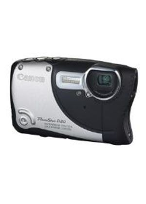 Canon PowerShot D20 Waterproof Digital Camera 12.1MP 5x Optical Zoom 3 inch LCD (Silver)