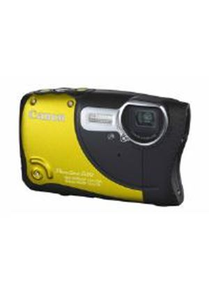 Canon PowerShot D20 Waterproof Digital Camera 12.1MP 5x Optical Zoom 3 inch LCD (Yellow)