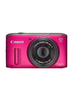 Canon PowerShot SX240 HS Digital Camera 12.1MP 20x Optical Zoom with 3.0 inch LCD Monitor (Pink)