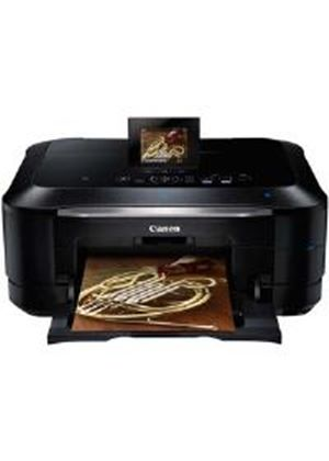 Canon PIXMA MG6250 MFP (A4) Colour Inkjet All-in-One Printer (Print/Copy/Scan) 17.5cm TFT 12.5 ipm (Mono) 9.3 ipm (Colour)