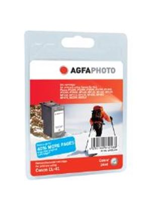 AgfaPhoto APCCL41C Canon CL-41 FINE Compatible Colour Ink Cartridge